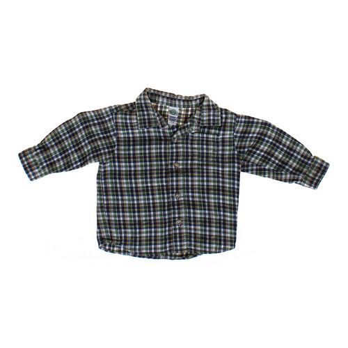 Little Me Casual Shirt in size 18 mo at up to 95% Off - Swap.com
