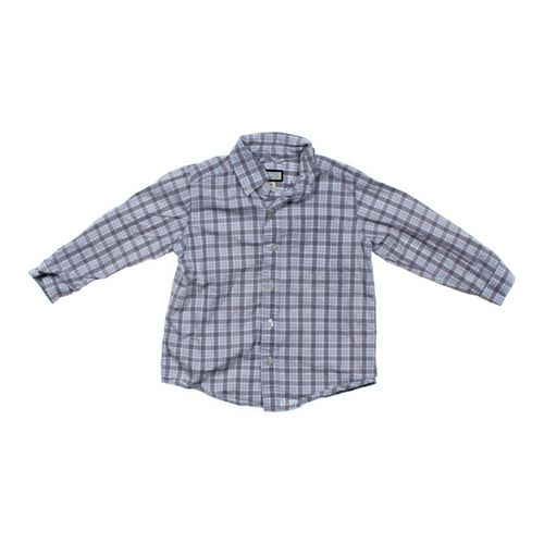 The Children's Place Casual Shirt in size 4/4T at up to 95% Off - Swap.com