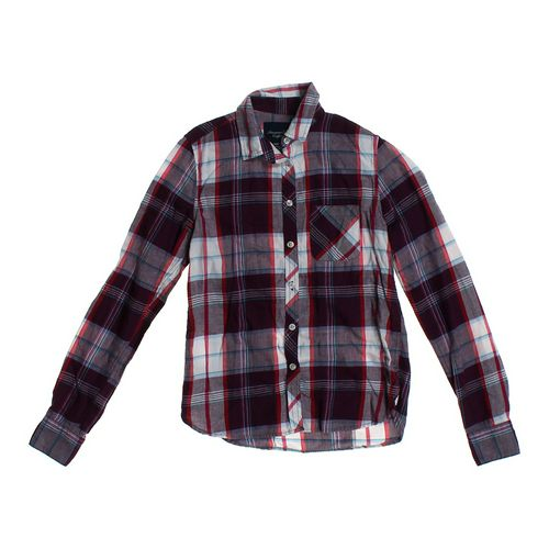 American Eagle Outfitters Casual Shirt in size JR 00 at up to 95% Off - Swap.com