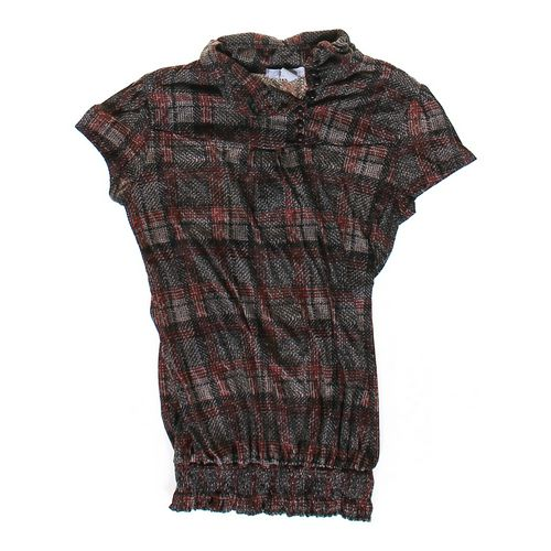 Charlotte Russe Casual Shirt in size JR 11 at up to 95% Off - Swap.com