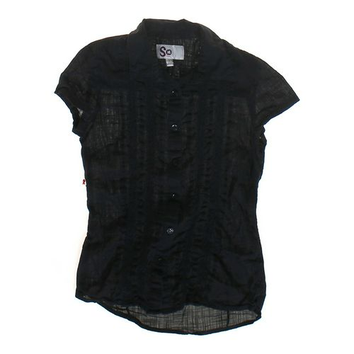 SO Casual Shirt in size JR 3 at up to 95% Off - Swap.com