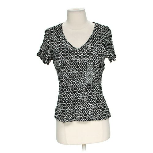 Jaclyn Smith Casual Shirt in size S at up to 95% Off - Swap.com
