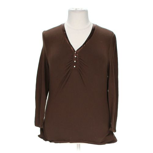Just My Size Casual Shirt in size 2X at up to 95% Off - Swap.com