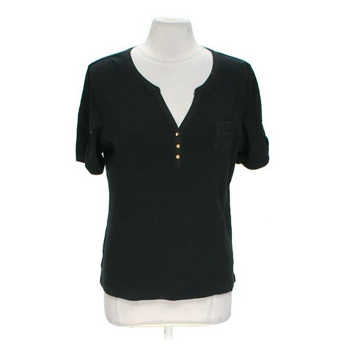 Lauren Conrad Casual Shirt in size M at up to 95% Off - Swap.com