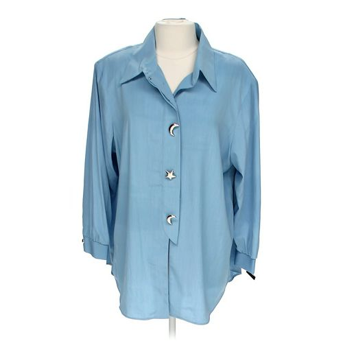 Maggie Sweet Casual Shirt in size 1X at up to 95% Off - Swap.com