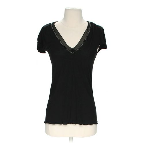 Nicole Miller Casual Shirt in size S at up to 95% Off - Swap.com