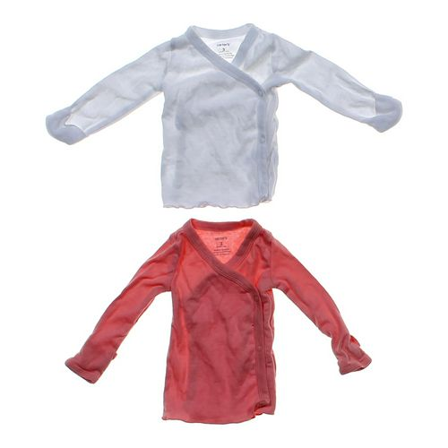 Carter's Casual Shirt Set in size 3 mo at up to 95% Off - Swap.com