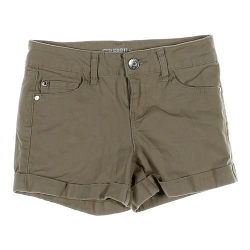 Celebrity Pink Girls Casual Shorts in size 10 at up to 95% Off - Swap.com