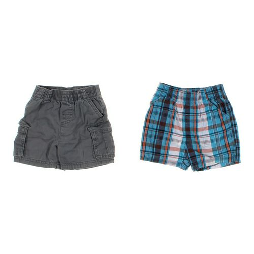 Garanimals Casual Shorts Set in size 12 mo at up to 95% Off - Swap.com