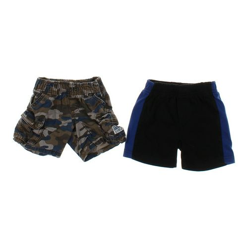 Mighty Mac Sports Casual Shorts Set in size 6 mo at up to 95% Off - Swap.com