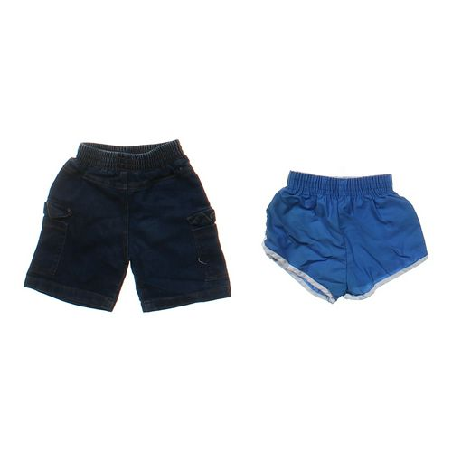 Teddy Boom Casual Shorts Set in size 12 mo at up to 95% Off - Swap.com