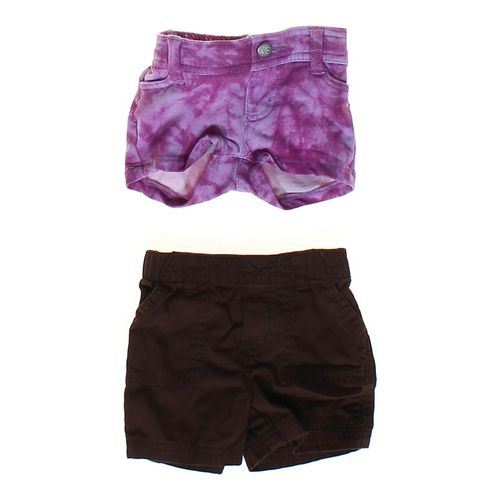 The Children's Place Casual Shorts Set in size 6 mo at up to 95% Off - Swap.com