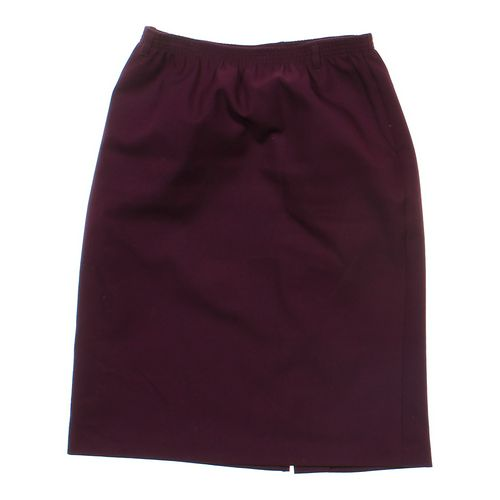 Alfred Dunner Casual Skirt in size 14 at up to 95% Off - Swap.com