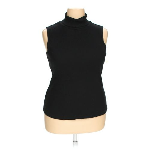 Extra Touch Casual Sleeveless Top in size 2X at up to 95% Off - Swap.com