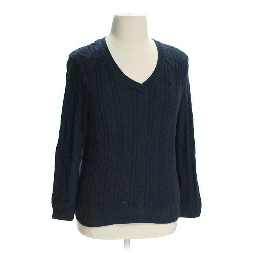 Croft & Barrow Casual Sweater in size XL at up to 95% Off - Swap.com