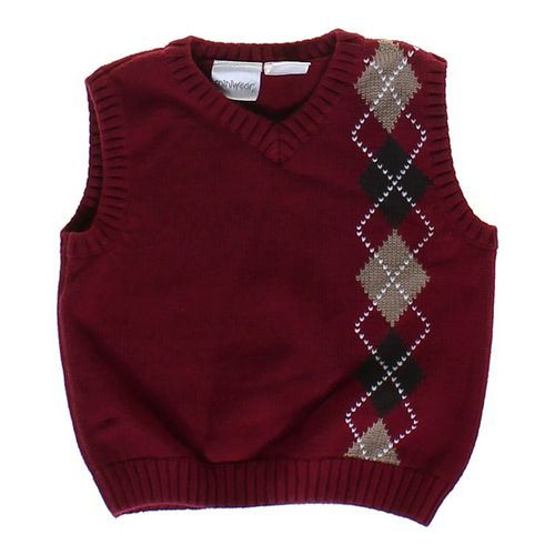 Miniwear Casual Sweater Vest in size 18 mo at up to 95% Off - Swap.com