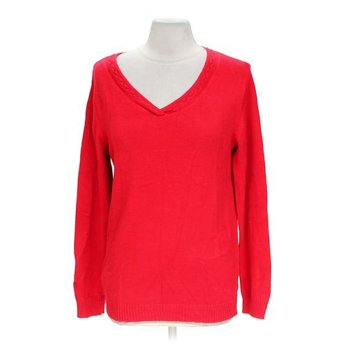 White Stag Casual Sweater in size L at up to 95% Off - Swap.com