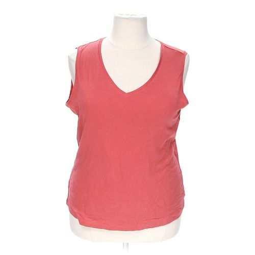 2 A Tee Casual Tank in size 1X at up to 95% Off - Swap.com