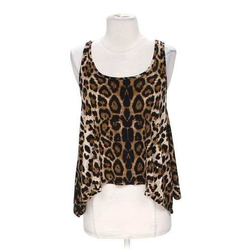 Charlotte Russe Casual Tank Top in size S at up to 95% Off - Swap.com