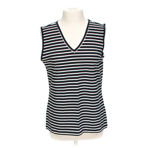 Christine Alexander Casual Tank Top in size XL at up to 95% Off - Swap.com