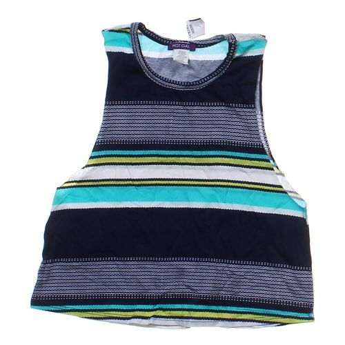 Hot Gal Casual Tank Top in size JR 11 at up to 95% Off - Swap.com