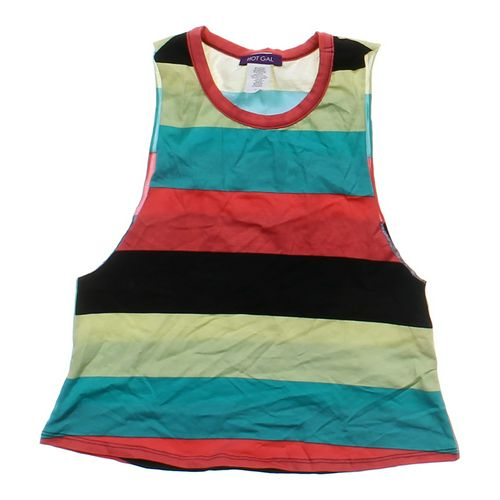 Hot Gal Casual Tank Top in size JR 3 at up to 95% Off - Swap.com
