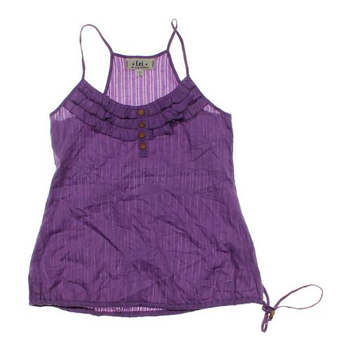 L.E.I. Casual Tank Top in size JR 7 at up to 95% Off - Swap.com