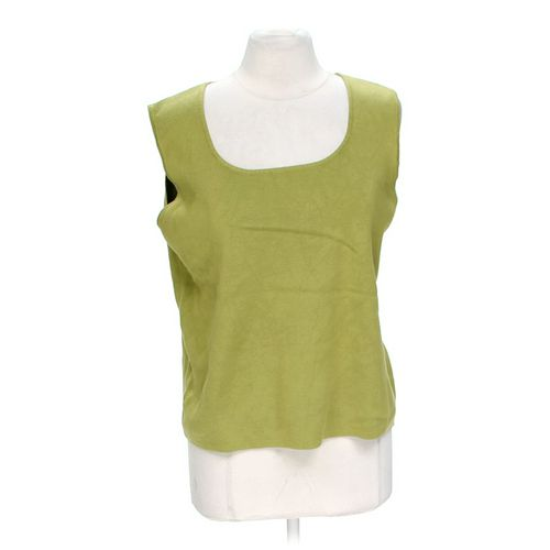Casual Tank Top in size L at up to 95% Off - Swap.com