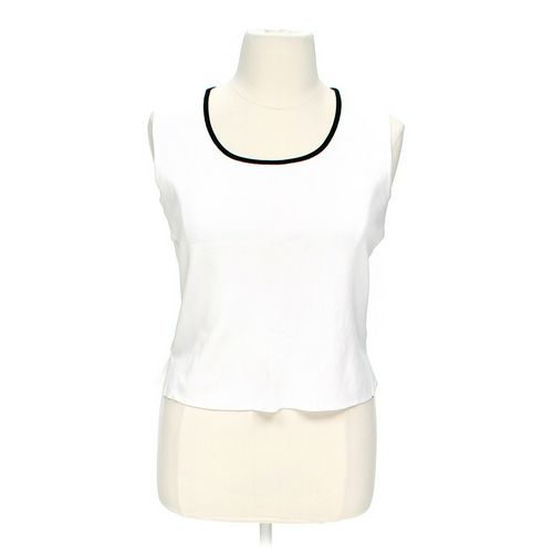 Ming Wang Casual Tank Top in size L at up to 95% Off - Swap.com