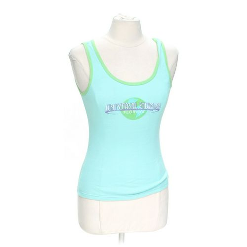 Universal Studios Casual Tank Top in size L at up to 95% Off - Swap.com