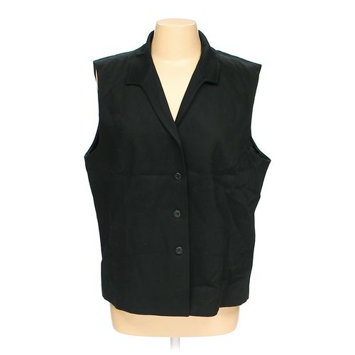 Talbots Casual Vest in size 18 at up to 95% Off - Swap.com