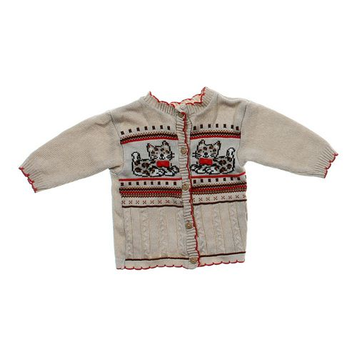 B.T. Kids Cat Cardigan in size 12 mo at up to 95% Off - Swap.com
