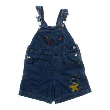 Cat in the Hat Denim Overalls for Sale on Swap.com