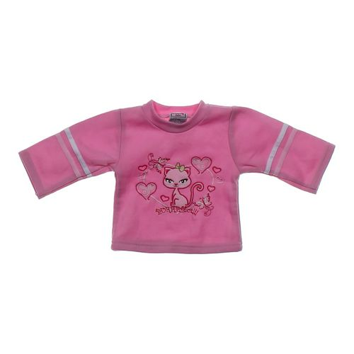 Angel Face Cat Sweatshirt in size 3 mo at up to 95% Off - Swap.com