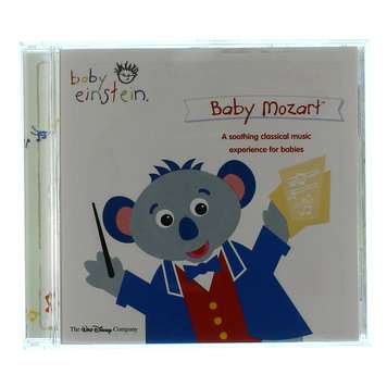 CD: Baby Mozart for Sale on Swap.com