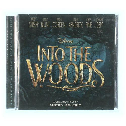 CD: Disney Into The Woods at up to 95% Off - Swap.com