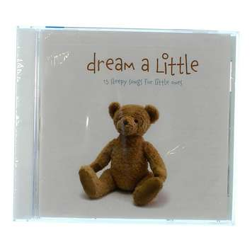 CD: Dream A Little for Sale on Swap.com