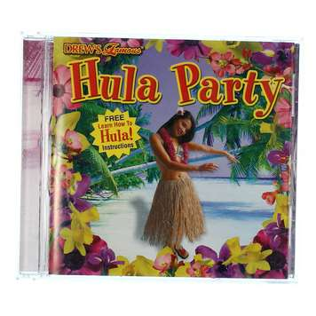 CD: Hula Party for Sale on Swap.com