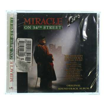 CD: Miracle On 34th Street for Sale on Swap.com