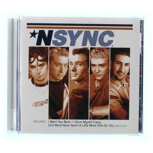 CD: *NSYNC at up to 95% Off - Swap.com