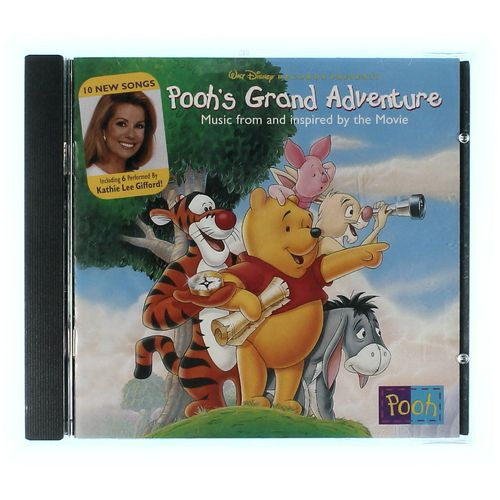 CD: Pooh's Grand Adventure at up to 95% Off - Swap.com