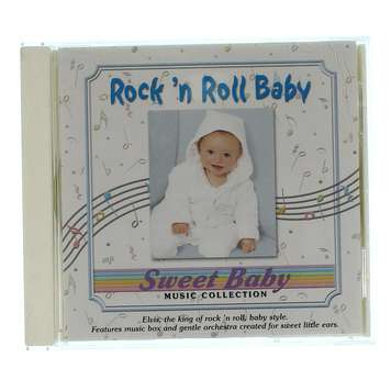 CD: Rock ' n Roll Baby for Sale on Swap.com