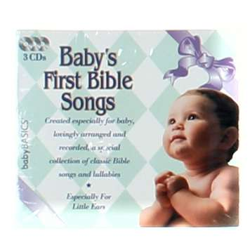 CD Set: Baby's First Bible Songs for Sale on Swap.com