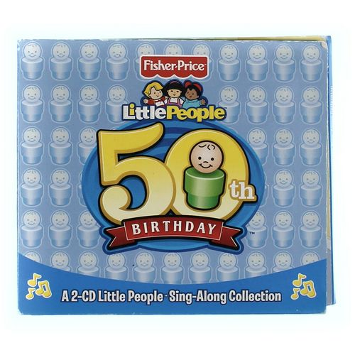 CD Set: Little People Sing-Along Collection at up to 95% Off - Swap.com