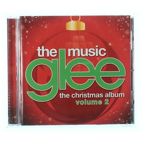 CD: The Music Glee Christmas Album Vol. 2 at up to 95% Off - Swap.com