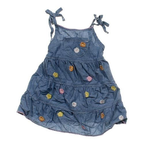 OshKosh B'gosh Chambray Dress in size 9 mo at up to 95% Off - Swap.com