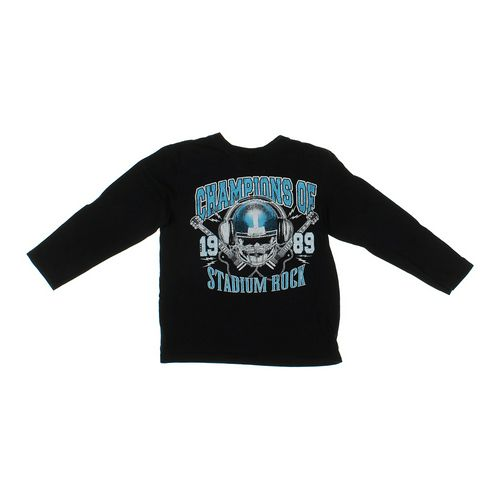 "The Children's Place ""Champions Of Stadium Rock"" Shirt in size 7 at up to 95% Off - Swap.com"