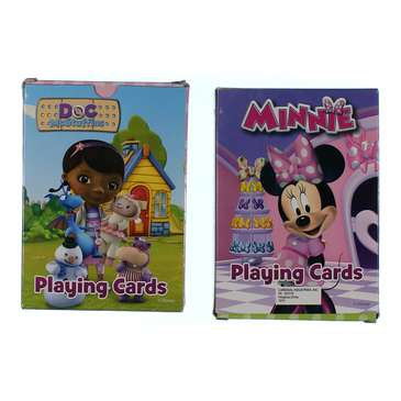 Character Playing Cards Set for Sale on Swap.com