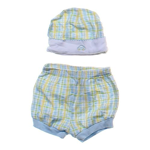 Baby Essentials Charming Cap & Bloomers Set in size 3 mo at up to 95% Off - Swap.com