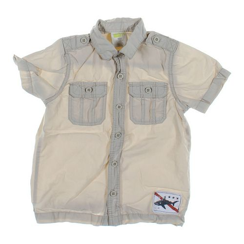 Crazy 8 Charming Shirt in size 4/4T at up to 95% Off - Swap.com